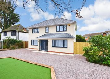 Thumbnail 4 bed detached house for sale in Canterbury Road, Herne Bay, Kent
