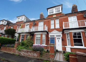 Thumbnail 4 bedroom terraced house to rent in Berners Street, Ipswich, Suffolk