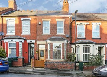 Thumbnail 3 bed terraced house for sale in Kensington Road, Earlsdon, Coventry, West Midlands