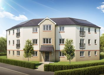 "Thumbnail 2 bedroom flat for sale in ""The Teviot"" at Craigmuir Way, Bishopton"