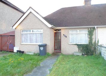 Thumbnail 2 bed bungalow for sale in Princes Avenue, Dartford