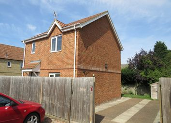 Thumbnail 3 bed detached house for sale in Kirkgate Street, Wisbech