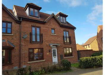 Thumbnail 4 bed semi-detached house to rent in Edzell Crescent, Milton Keynes