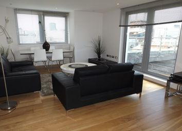 Thumbnail 2 bed flat to rent in Meridian Plaza, Bute Terrace, Cardiff