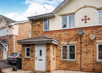 Thumbnail 3 bed semi-detached house for sale in Pumphouse Close, Coventry