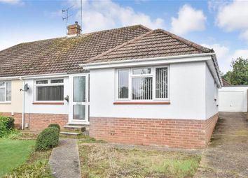Thumbnail 2 bed semi-detached bungalow for sale in Chestnut Avenue, Bedhampton, Havant, Hampshire