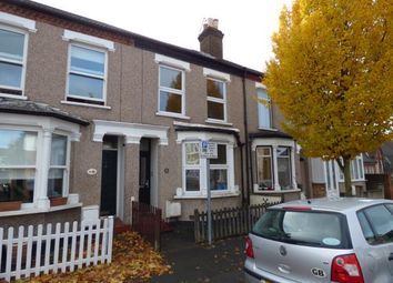 Thumbnail 2 bed terraced house for sale in Clifton Road, Hornchurch
