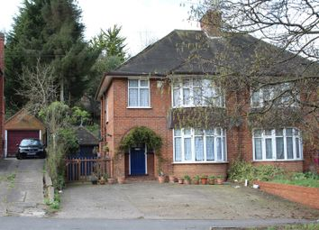 Thumbnail 3 bedroom semi-detached house to rent in Desborough Avenue, High Wycombe