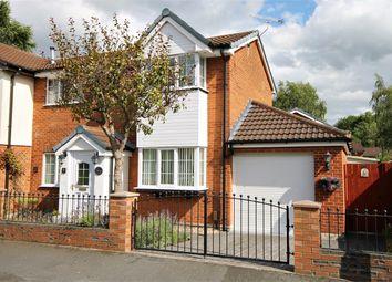 Thumbnail 3 bed semi-detached house for sale in Mccarthy Close, Oakwood, Warrington