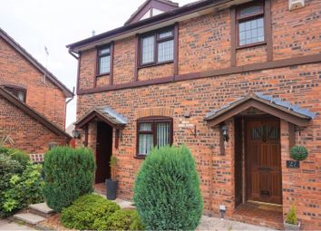 Thumbnail 2 bed end terrace house for sale in Tan Y Felin, Holywell