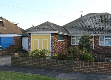 Thumbnail 2 bed bungalow for sale in View Road, Peacehaven