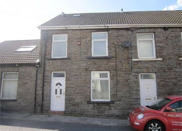 Thumbnail 3 bedroom terraced house for sale in Grovefield Terrace, Penygraig, Rhonnda Cynon Taff.