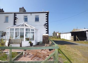 Thumbnail 2 bed semi-detached house for sale in Bryngwran, Holyhead, Sir Ynys Mon