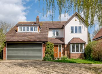 Thumbnail 4 bed detached house for sale in Woodhill Road, Sandon, Chelmsford