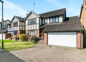 Thumbnail 4 bed detached house for sale in Woking, Surrey, .