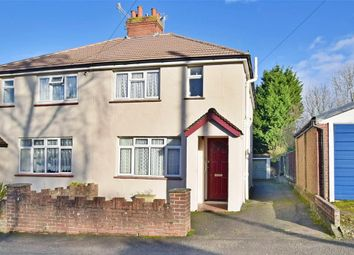 Thumbnail 3 bed semi-detached house for sale in St. Johns Road, Westcott, Dorking, Surrey