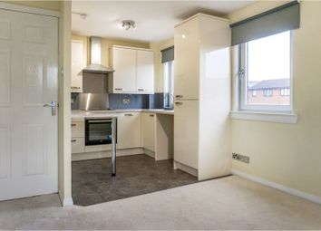 Thumbnail 1 bed flat for sale in Lyoncross Avenue, Glasgow