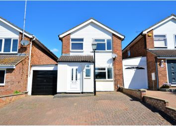 Thumbnail 3 bed detached house for sale in St. Johns Avenue, Kingsthorpe, Northampton