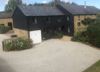 Thumbnail 4 bed barn conversion to rent in Ash, Canterbury