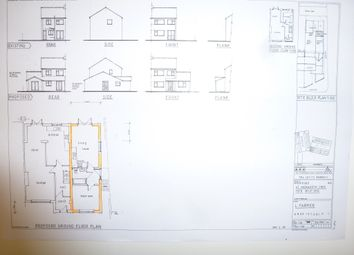 Thumbnail 1 bedroom terraced bungalow for sale in Highworth Crescent, Yate, Bristol