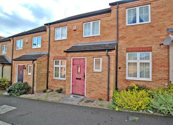 Thumbnail 3 bed town house for sale in Madden Close, Bestwood, Nottingham