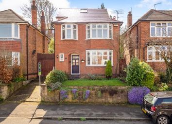 Thumbnail 4 bed detached house for sale in Newfield Road, Sherwood, Nottingham, Nottinghamshire