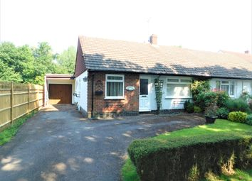 Thumbnail 3 bed semi-detached bungalow for sale in Chase Road, Lindford