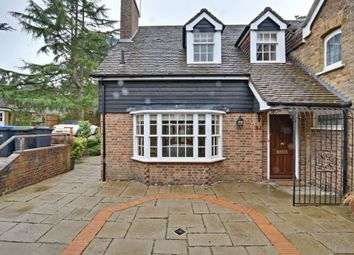 Thumbnail 2 bed terraced house to rent in Camlet Way, Hadley Wood