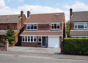 Thumbnail 5 bed detached house for sale in Leicester Road, Manchester