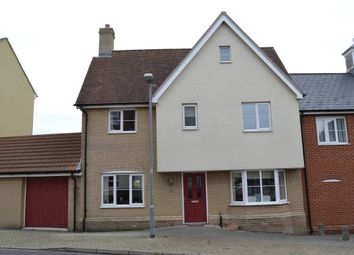 Thumbnail 4 bedroom property to rent in John Mace Road, Colchester