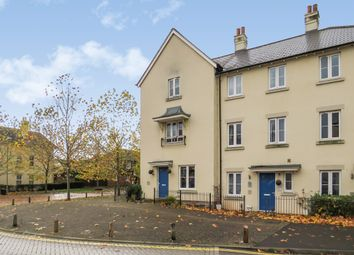 Thumbnail 4 bed end terrace house for sale in Boulter Road, Andover