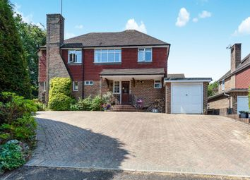 Thumbnail 4 bed detached house for sale in Lucastes Avenue, Haywards Heath