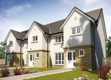 "Thumbnail 3 bed semi-detached house for sale in ""The Arthur"" at North Berwick"