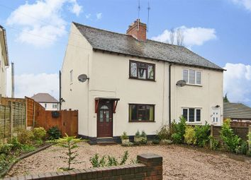 Thumbnail 2 bedroom semi-detached house for sale in Wolverhampton Road, Wedges Mills, Cannock