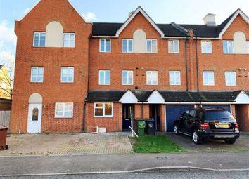 Thumbnail 4 bedroom town house for sale in Goodey Road, Barking, Essex