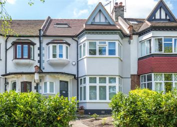 Thumbnail 4 bed terraced house for sale in Priory Road, Crouch End, London