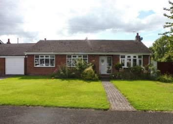 Thumbnail 3 bed bungalow for sale in Gabriel Bank, Crowton, Northwich