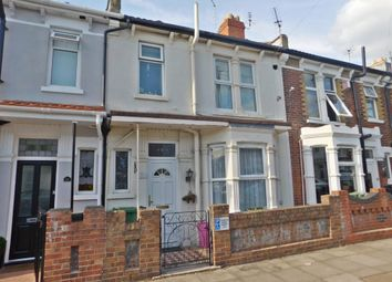Thumbnail 3 bed terraced house for sale in Kendal Avenue, Portsmouth