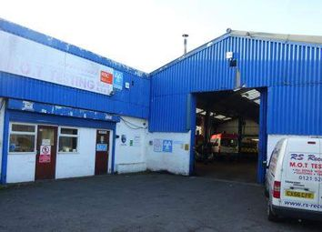 Thumbnail Warehouse to let in Coneygre Road, Tipton