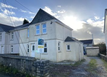Thumbnail 3 bed property for sale in Robartes Road, St. Dennis, St. Austell