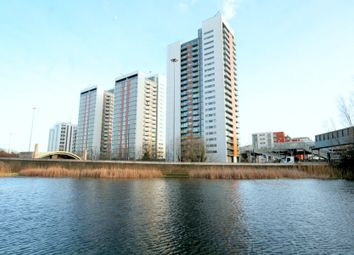 Thumbnail 1 bedroom flat to rent in Blackwall Way, East India Quay, London