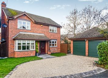 Thumbnail 4 bed detached house for sale in Windmill Close, Mountsorrel