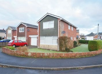 Thumbnail 3 bed detached house for sale in Priory Gardens, Usk, Monmouthshire