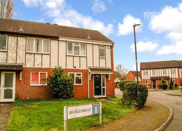 Thumbnail 2 bed semi-detached house for sale in Brakesmead, Leamington Spa