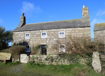Thumbnail 3 bed farmhouse for sale in Boscarne, St. Buryan