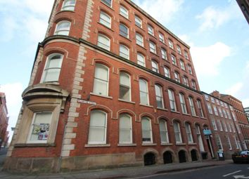 Thumbnail 4 bedroom flat to rent in Stoney Street, Nottingham