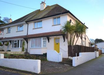 Thumbnail 3 bed semi-detached house for sale in Chapel Street, Budleigh Salterton, Devon