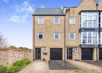 Thumbnail 4 bedroom end terrace house for sale in Red Admiral Court, Little Paxton, St. Neots, Cambridgeshire