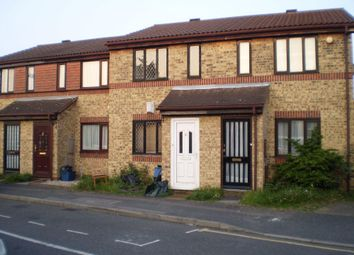 Thumbnail 2 bed terraced house to rent in Blundon Close, Chadwell Heath, Romford