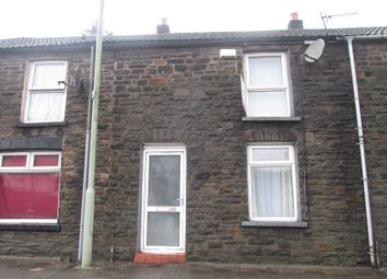 Thumbnail 3 bed terraced house to rent in Penygraig Road, Tonypandy